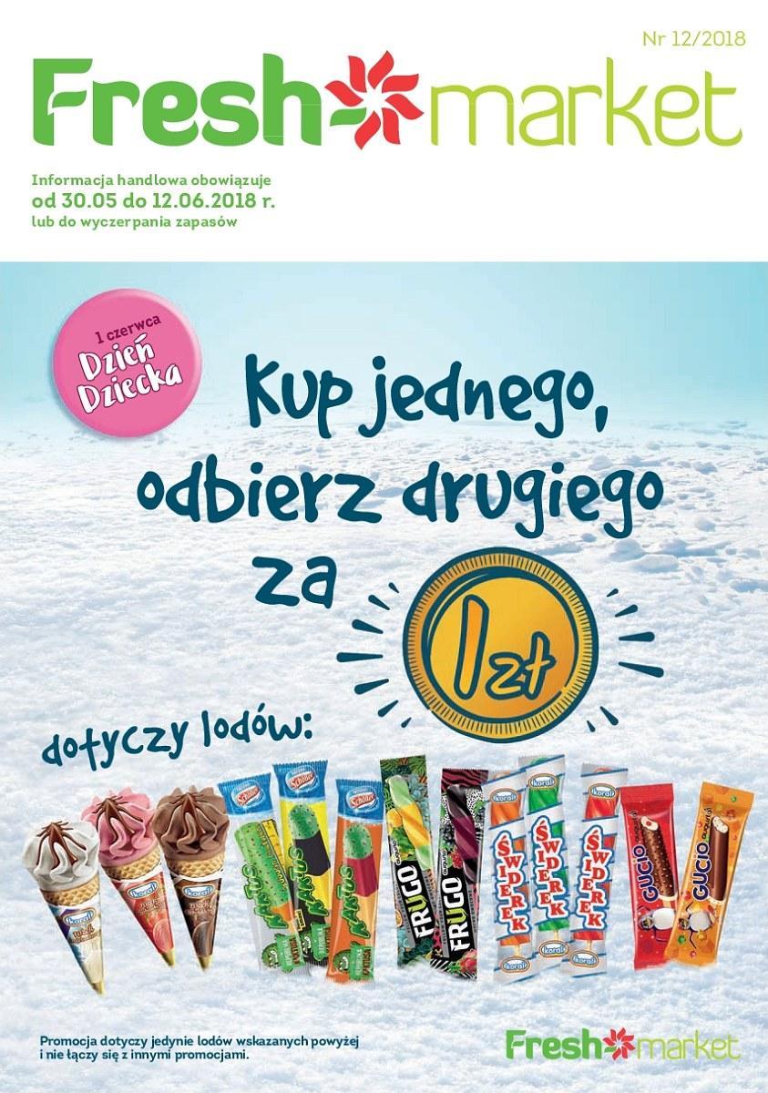 Gazetka promocyjna Freshmarket do 12/06/2018 str.0