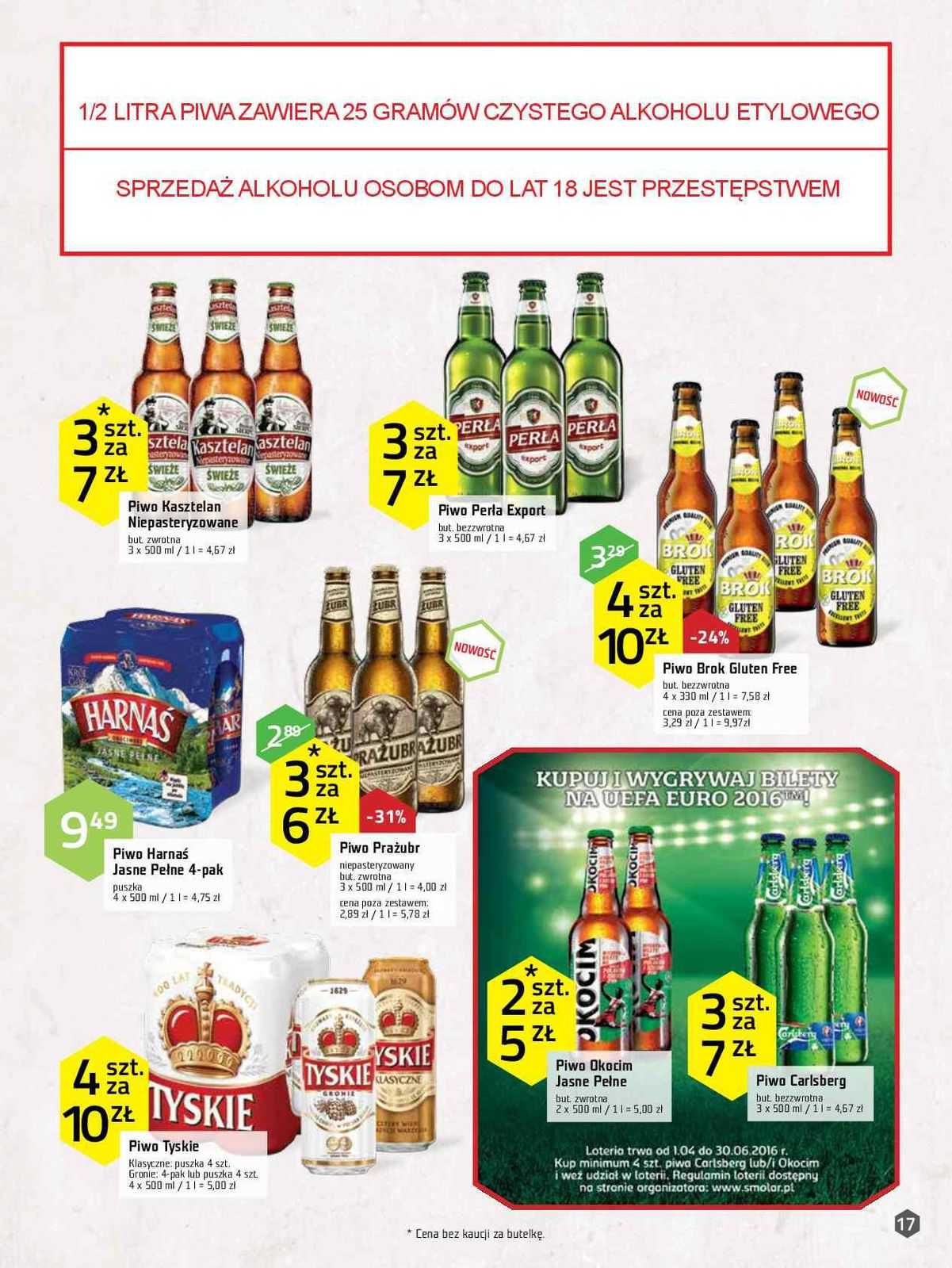 Gazetka promocyjna Freshmarket do 17/05/2016 str.16