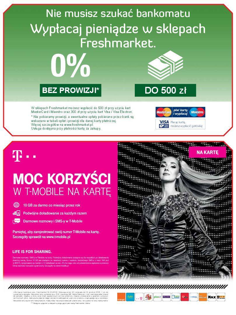 Gazetka promocyjna Freshmarket do 13/12/2016 str.23