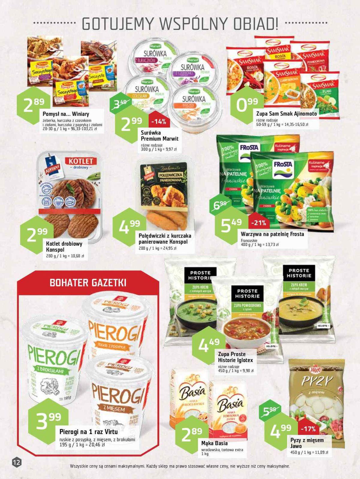 Gazetka promocyjna Freshmarket do 08/03/2016 str.11