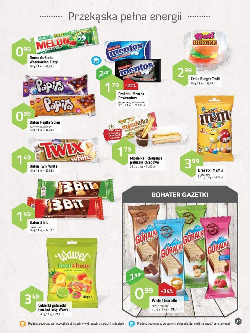 Gazetka promocyjna Freshmarket do 23/08/2016 str.20