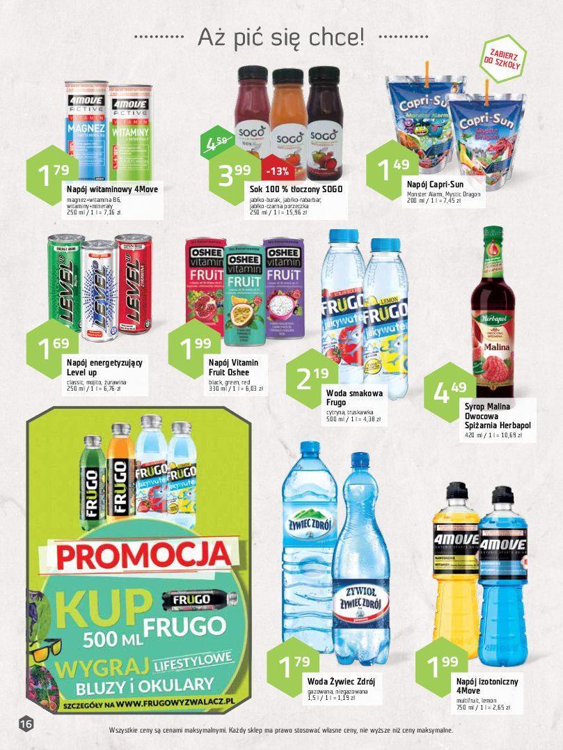 Gazetka promocyjna Freshmarket do 18/10/2016 str.15