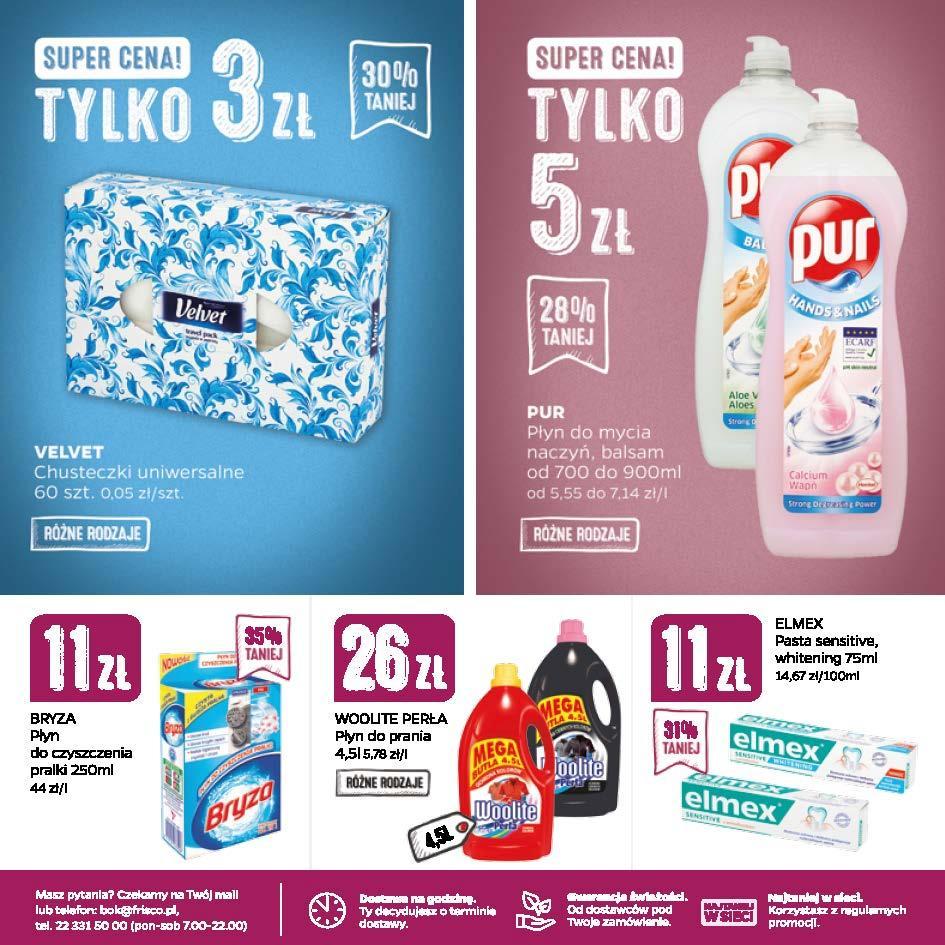 Gazetka promocyjna Frisco.pl do 31/07/2016 str.7