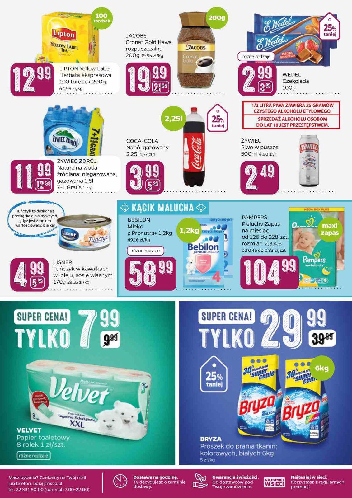 Gazetka promocyjna Frisco.pl do 22/05/2016 str.3