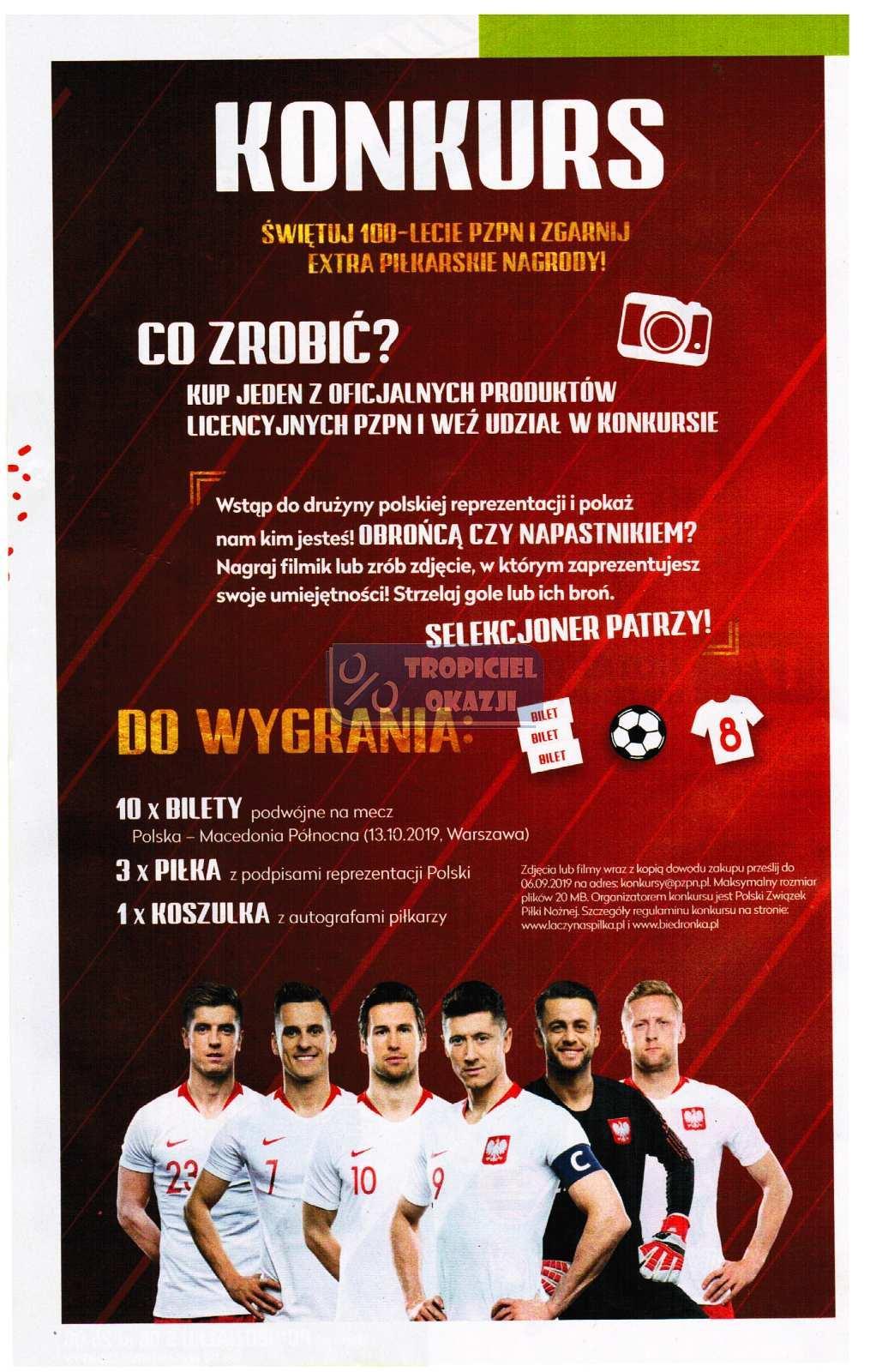 Gazetka promocyjna Biedronka do 25/08/2019 str.29