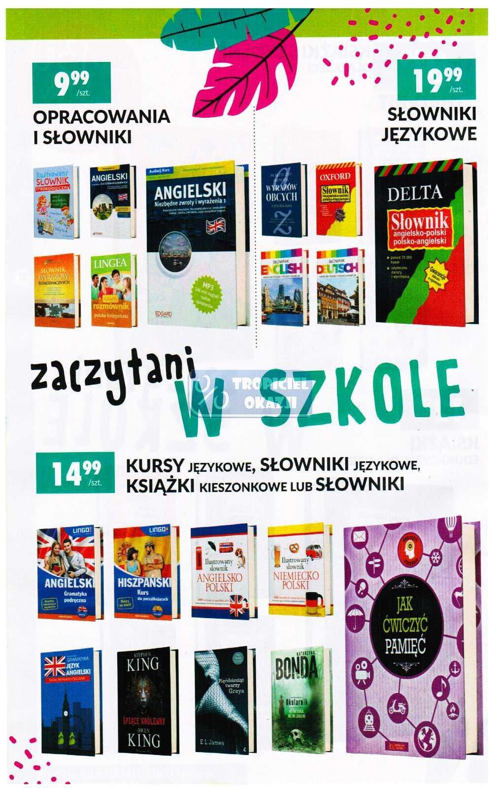 Gazetka promocyjna Biedronka do 25/08/2019 str.38