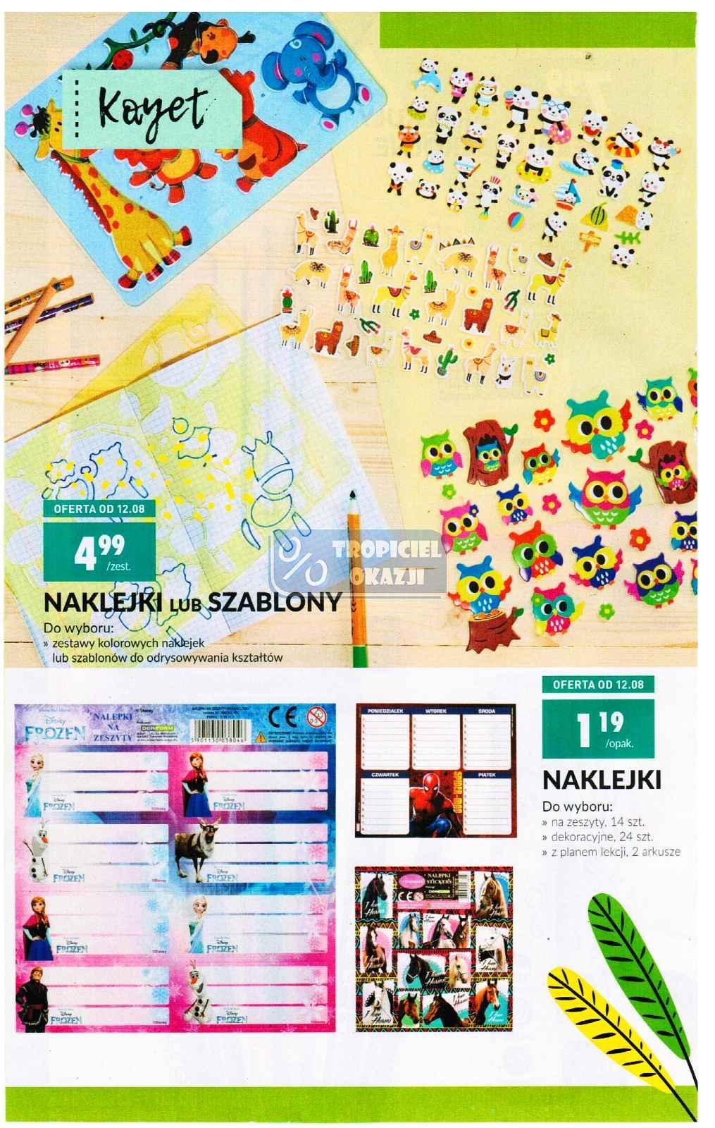 Gazetka promocyjna Biedronka do 25/08/2019 str.26