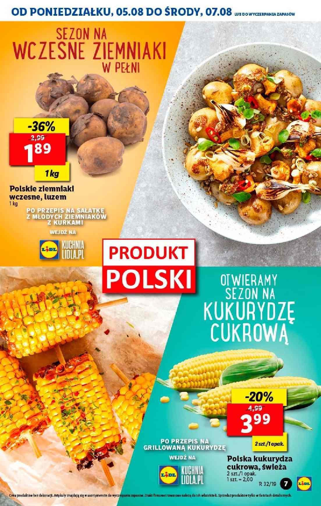 Gazetka promocyjna Lidl do 07/08/2019 str.6