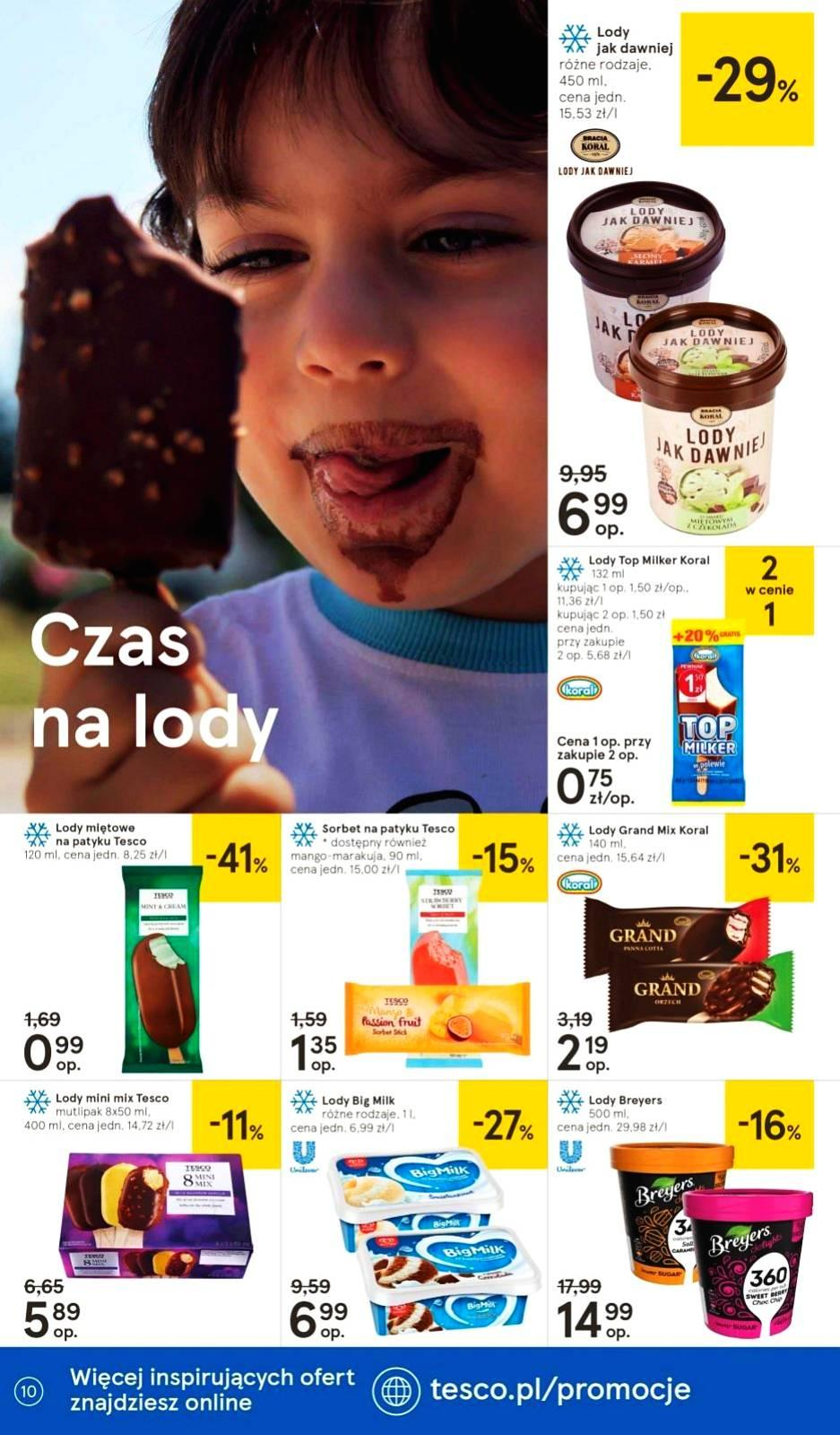 Gazetka promocyjna Tesco do 07/08/2019 str.9
