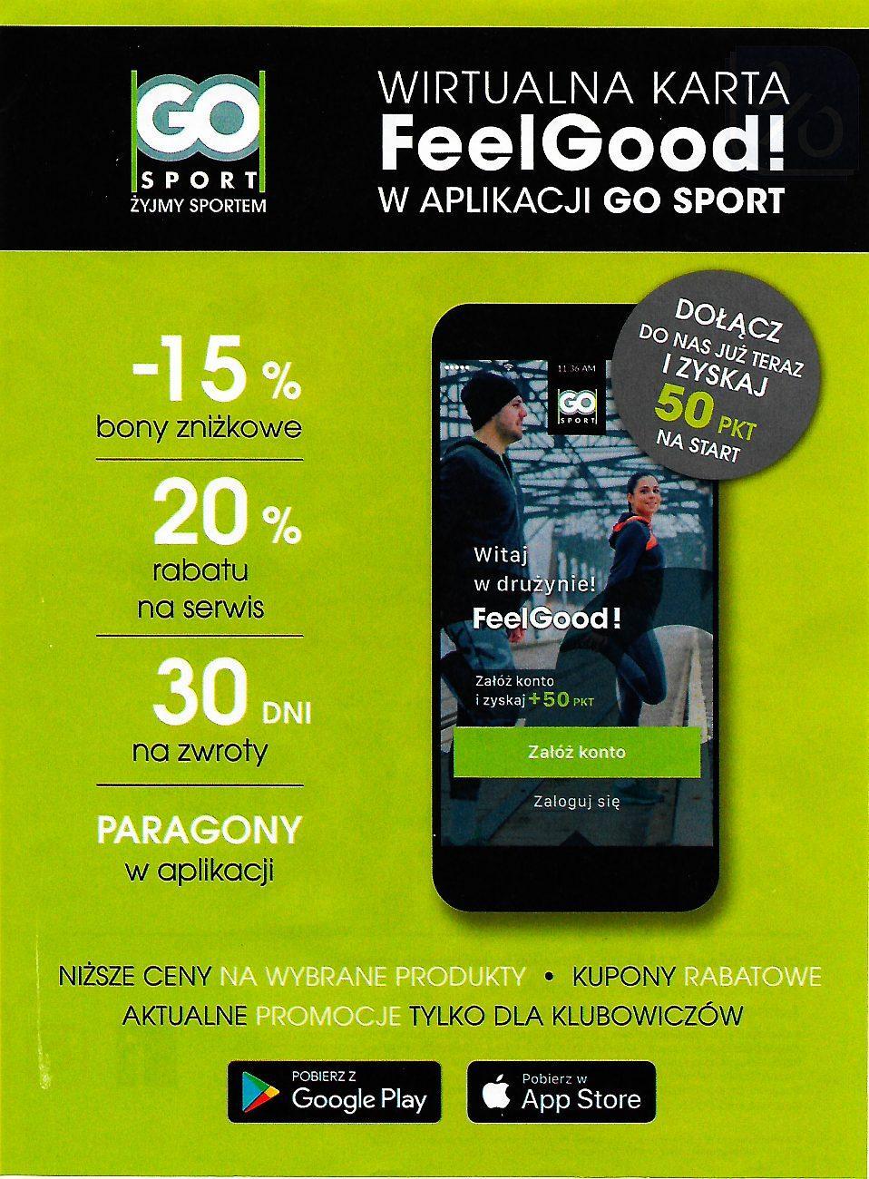 Gazetka promocyjna Go Sport do 30/06/2018 str.11