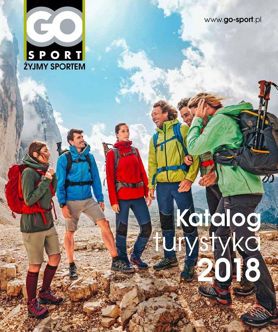 Gazetka promocyjna Go Sport do 31/12/2018 str.1