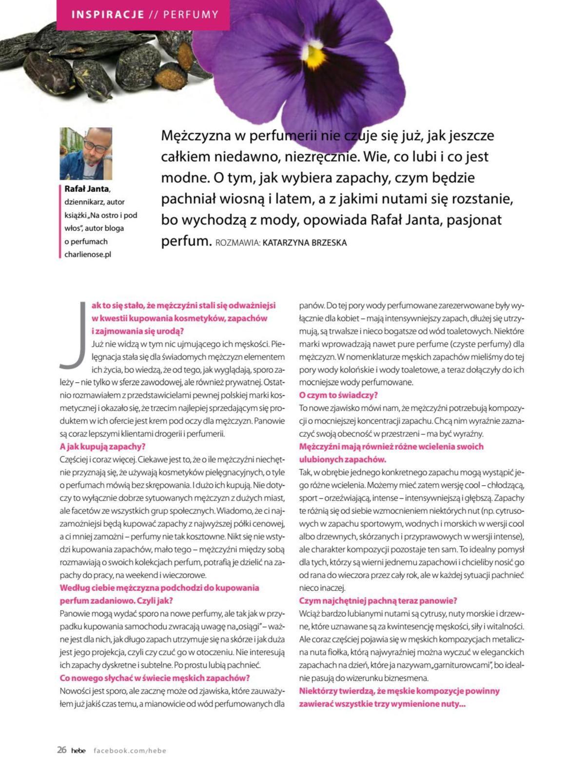 Gazetka promocyjna Hebe do 31/05/2019 str.25