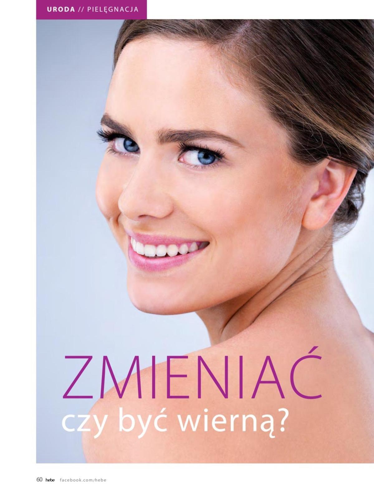 Gazetka promocyjna Hebe do 31/05/2019 str.59