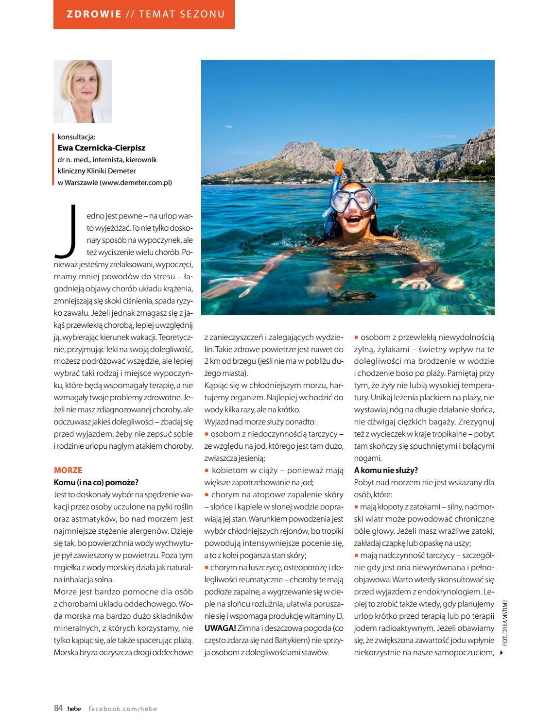 Gazetka promocyjna Hebe do 30/06/2018 str.84