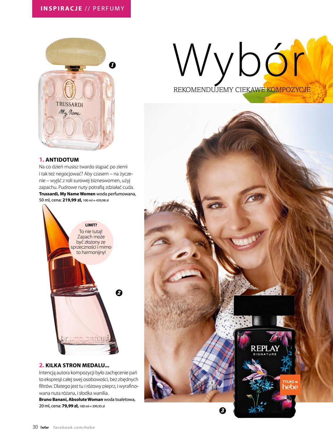 Gazetka promocyjna Hebe do 30/06/2018 str.30