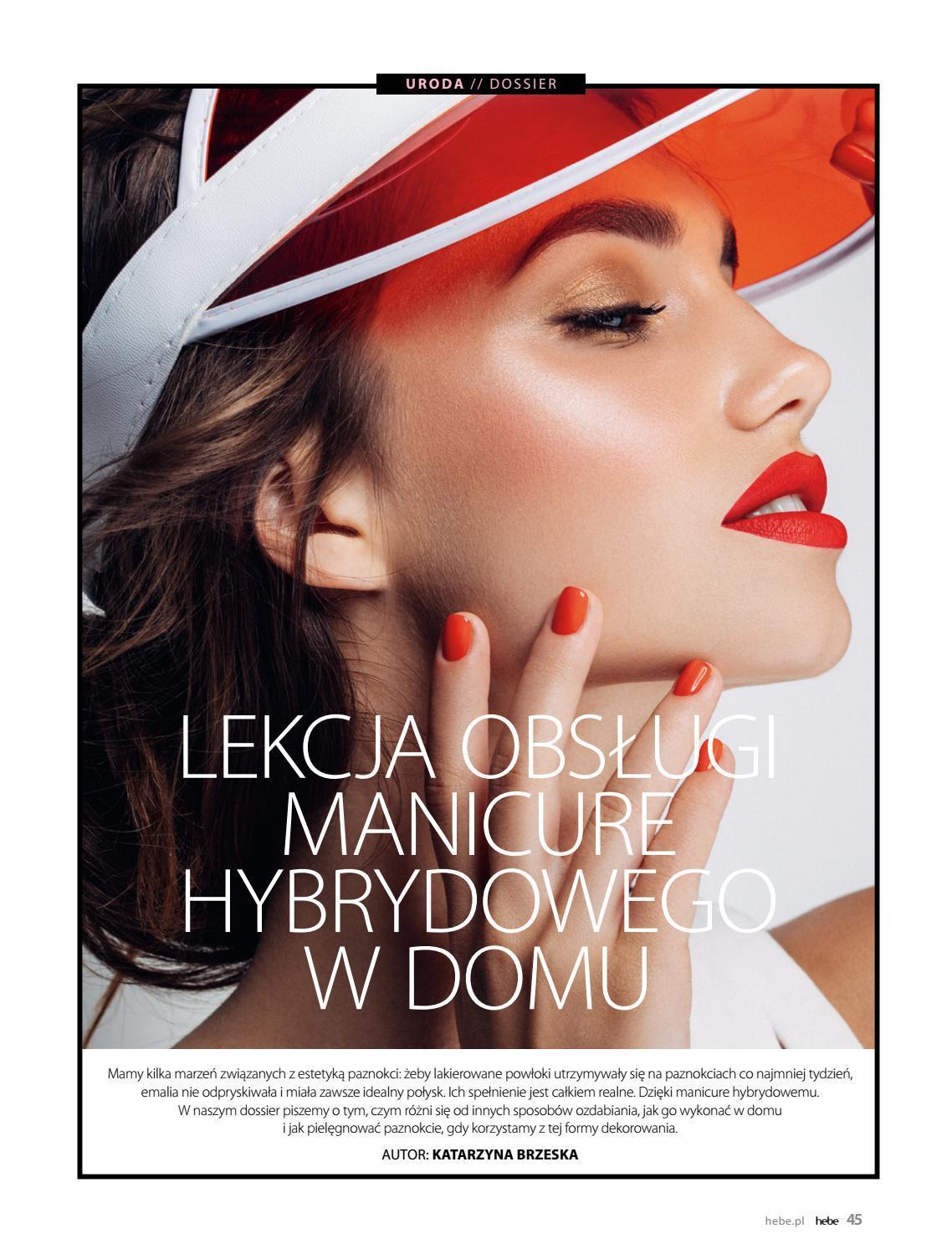 Gazetka promocyjna Hebe do 30/06/2019 str.45