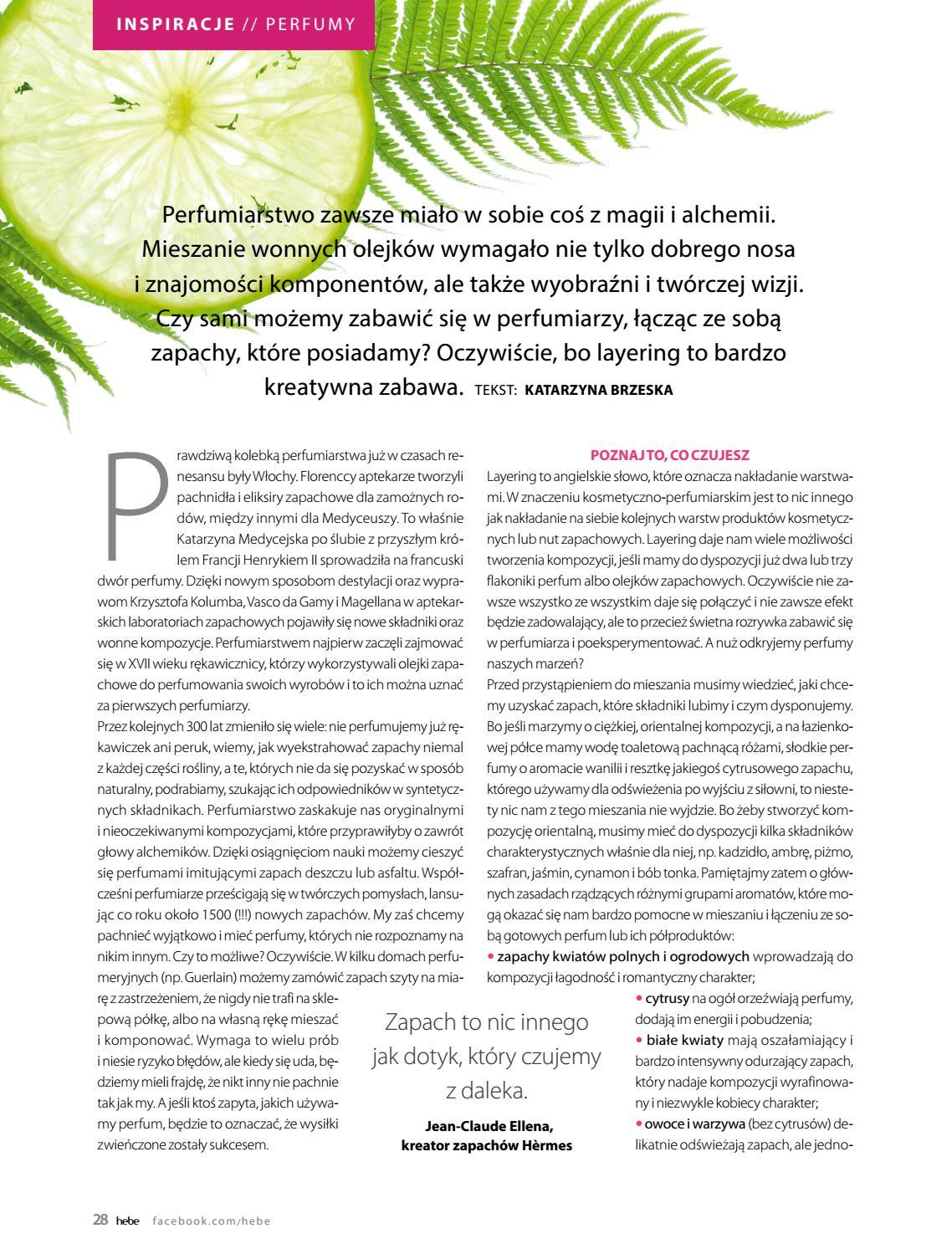 Gazetka promocyjna Hebe do 31/08/2018 str.28