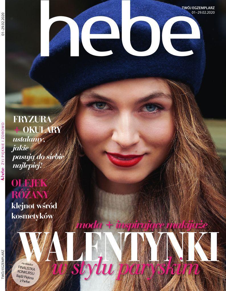 Gazetka promocyjna Hebe do 29/02/2020 str.1