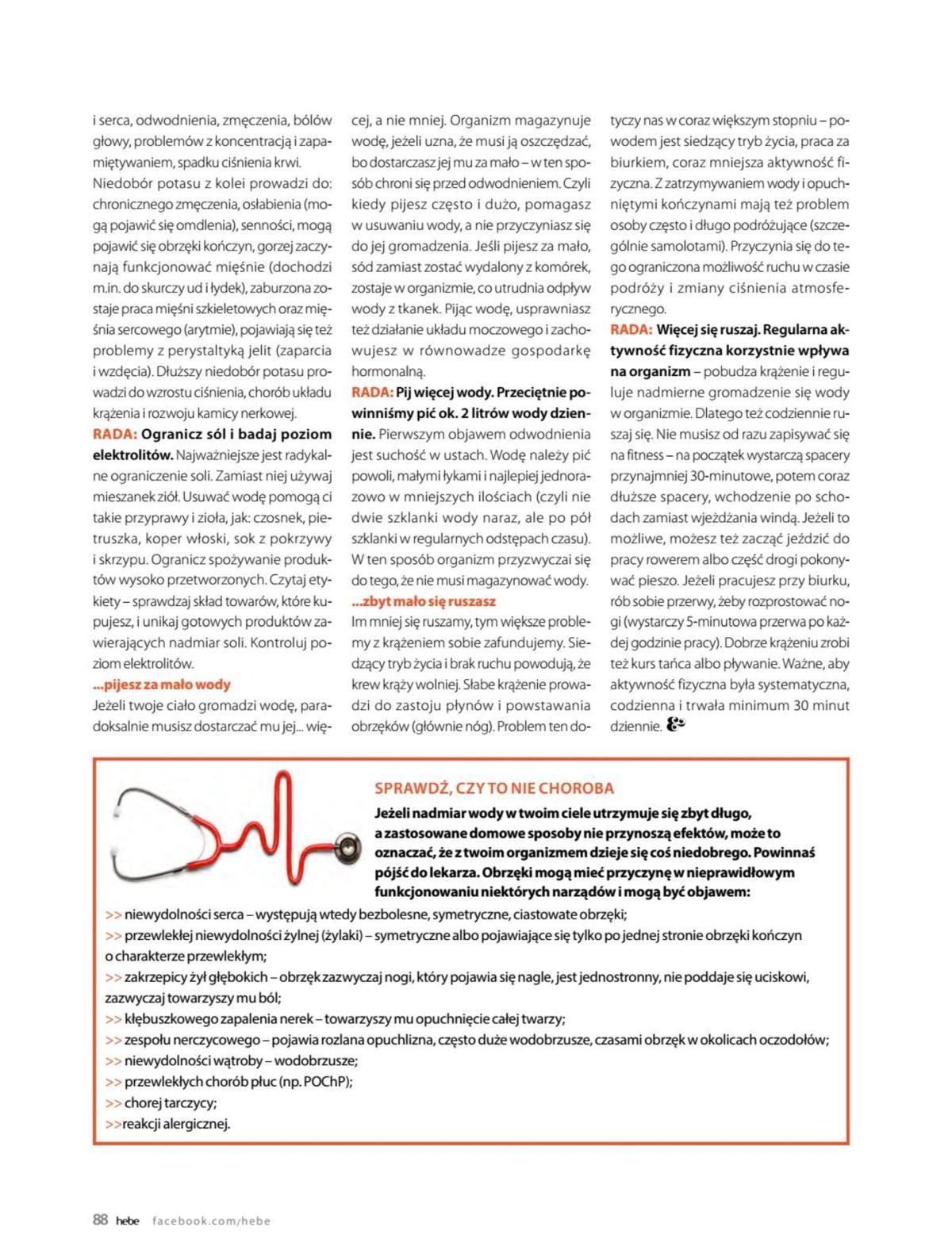 Gazetka promocyjna Hebe do 31/05/2019 str.87