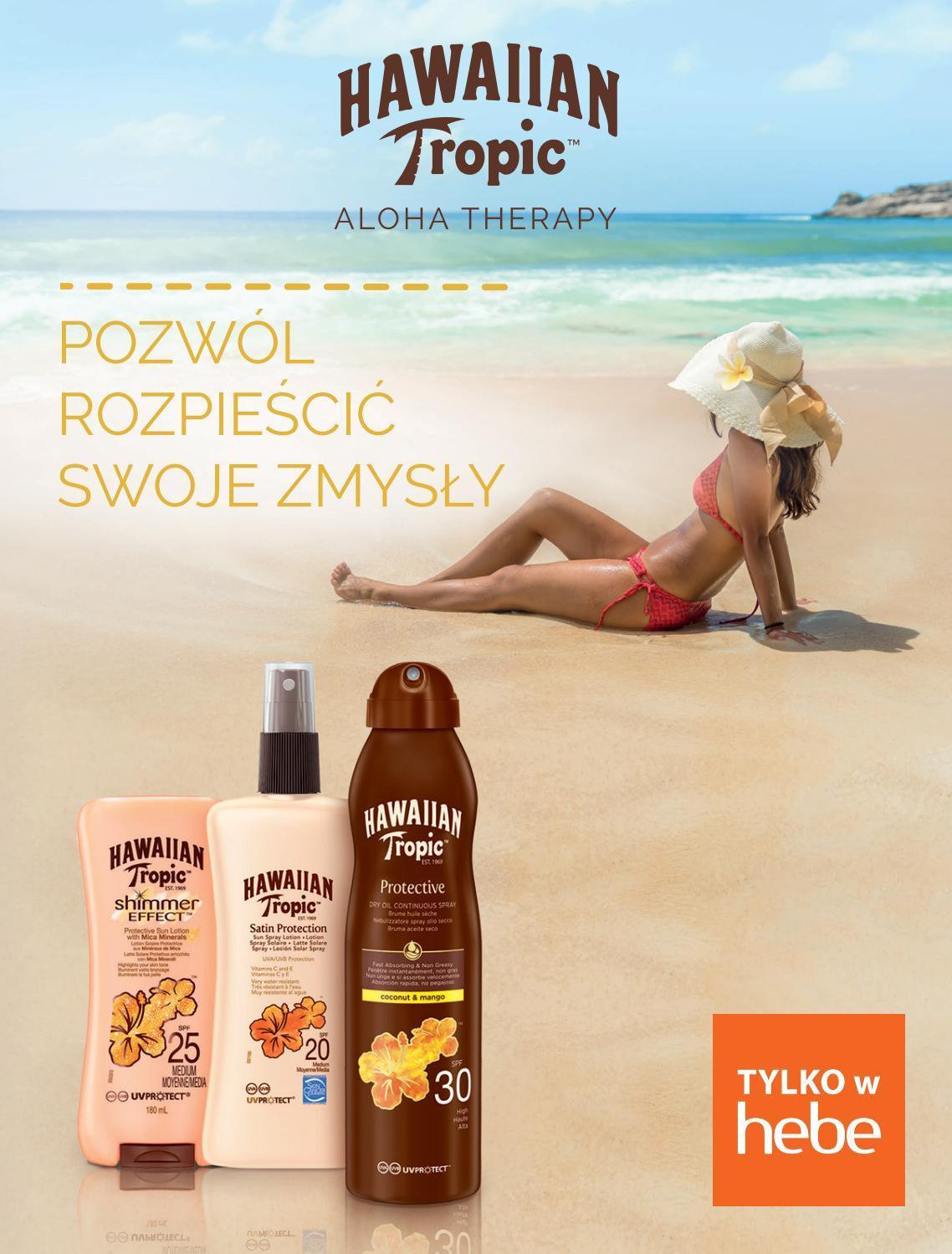 Gazetka promocyjna Hebe do 31/08/2018 str.72