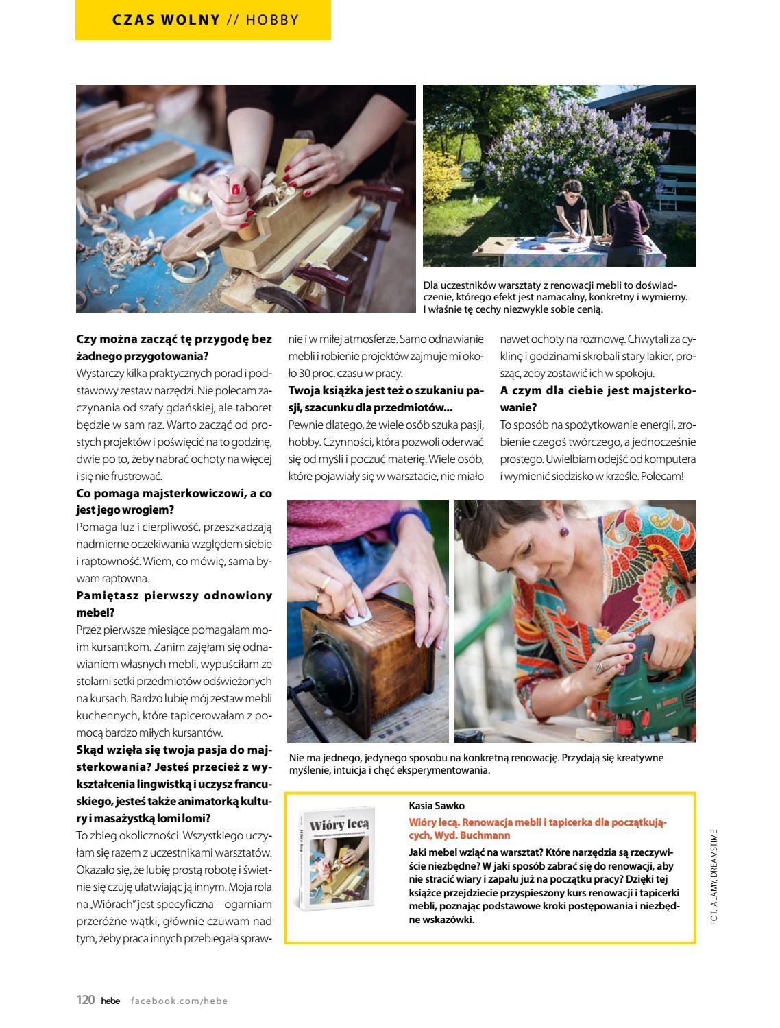 Gazetka promocyjna Hebe do 30/06/2019 str.120