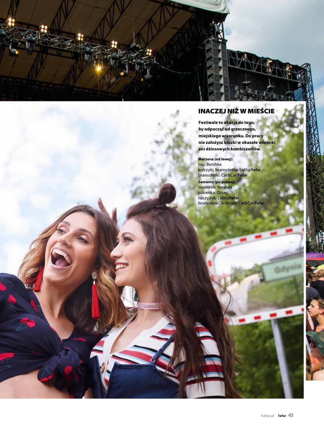 Gazetka promocyjna Hebe do 31/08/2018 str.43