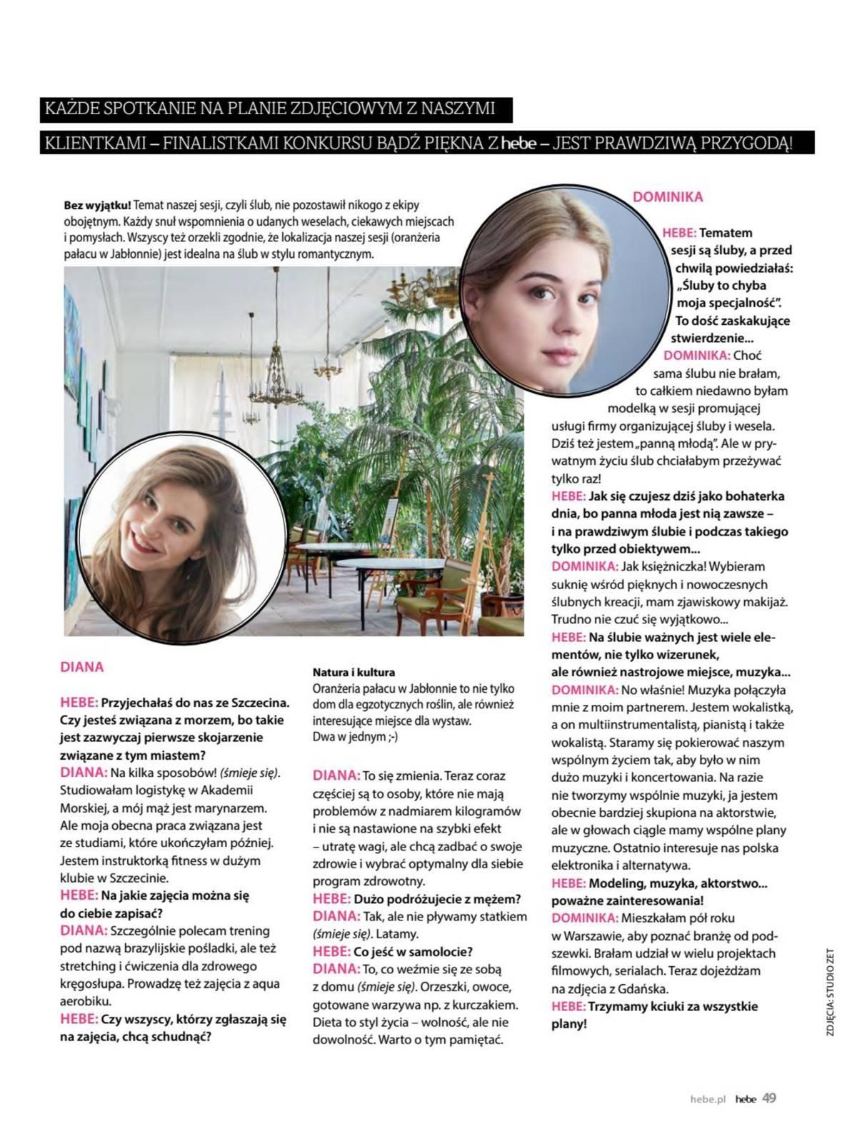 Gazetka promocyjna Hebe do 31/05/2019 str.48