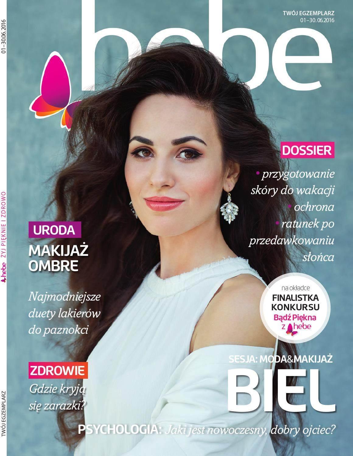 Gazetka promocyjna Hebe do 30/06/2016 str.0