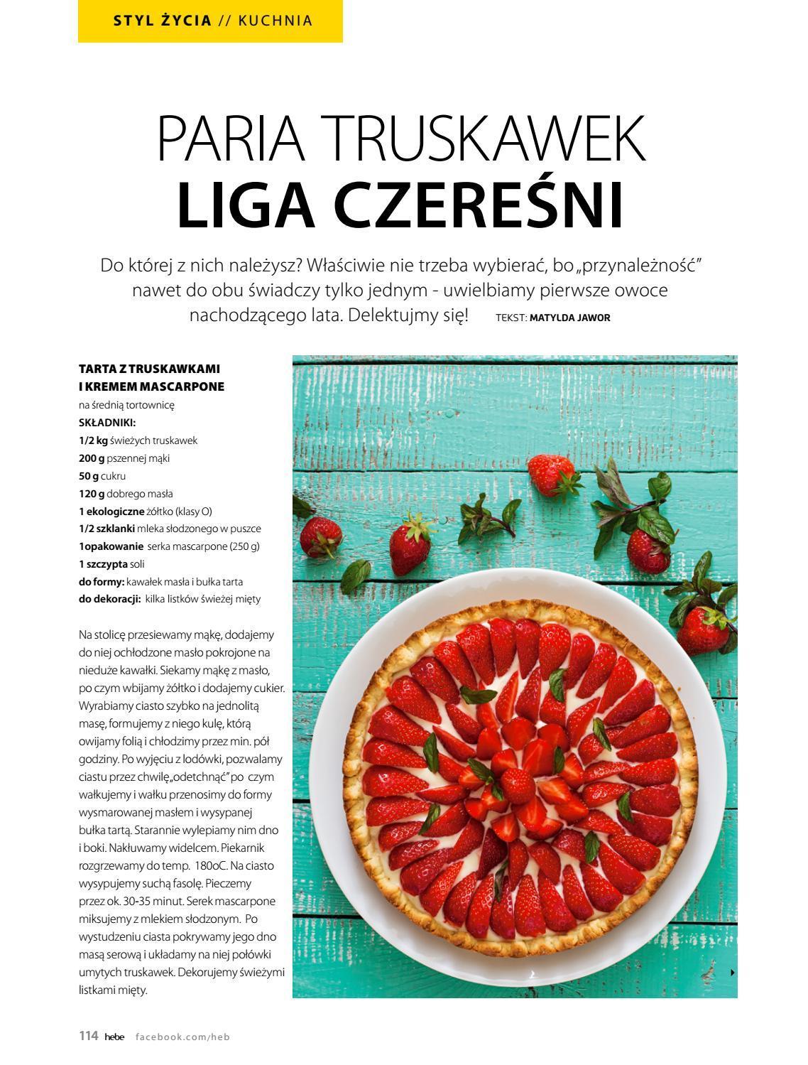 Gazetka promocyjna Hebe do 30/06/2019 str.114