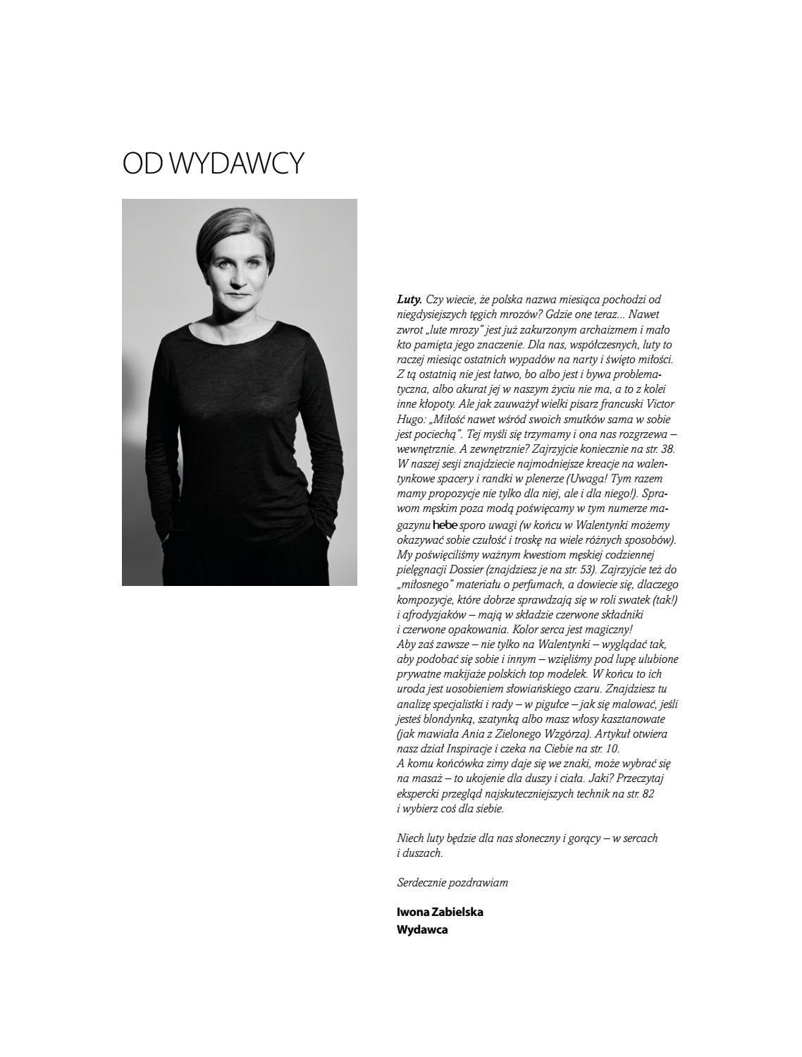 Gazetka promocyjna Hebe do 28/02/2019 str.2