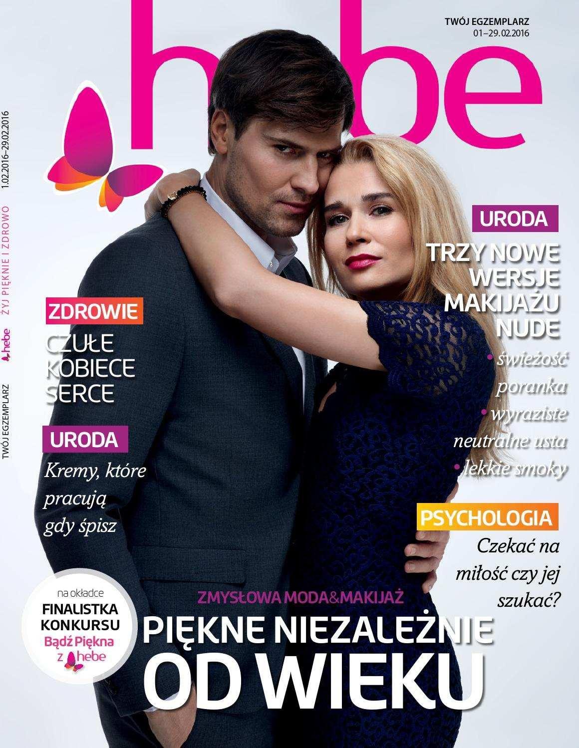 Gazetka promocyjna Hebe do 29/02/2016 str.0