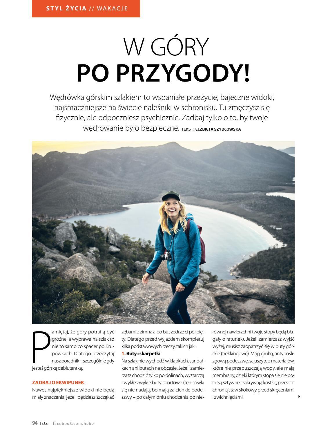 Gazetka promocyjna Hebe do 30/06/2019 str.94