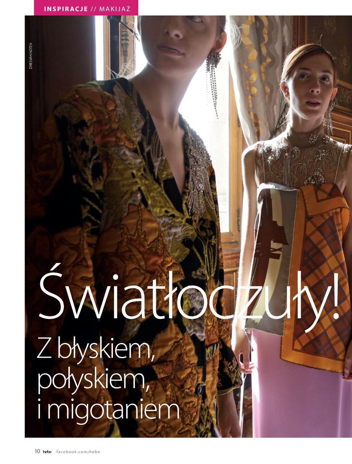 Gazetka promocyjna Hebe do 31/08/2018 str.10