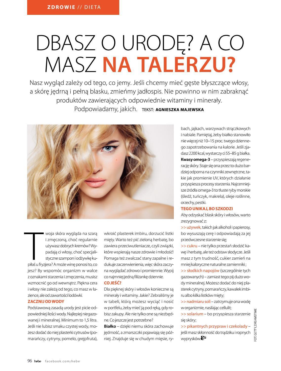 Gazetka promocyjna Hebe do 31/08/2018 str.95