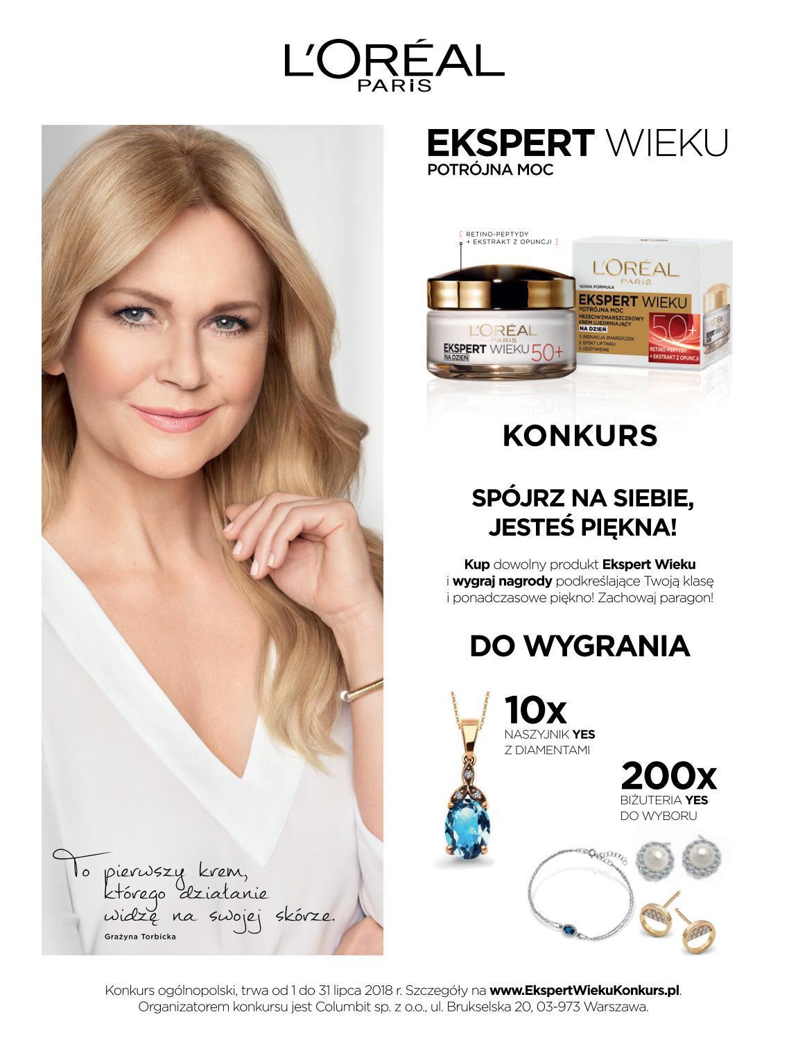 Gazetka promocyjna Hebe do 31/08/2018 str.66