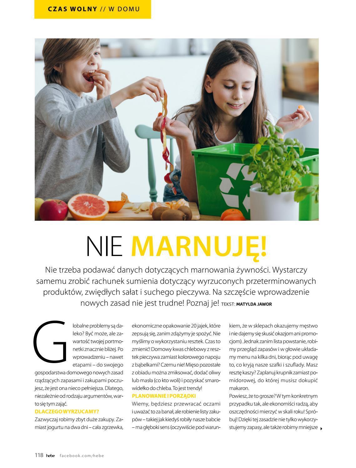 Gazetka promocyjna Hebe do 28/02/2019 str.117