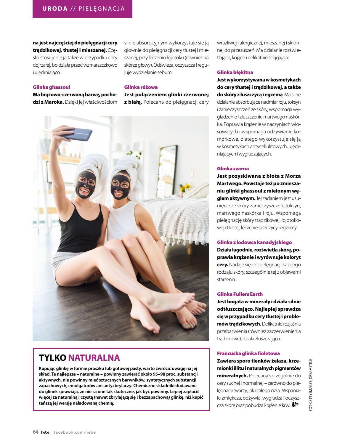 Gazetka promocyjna Hebe do 30/06/2019 str.64