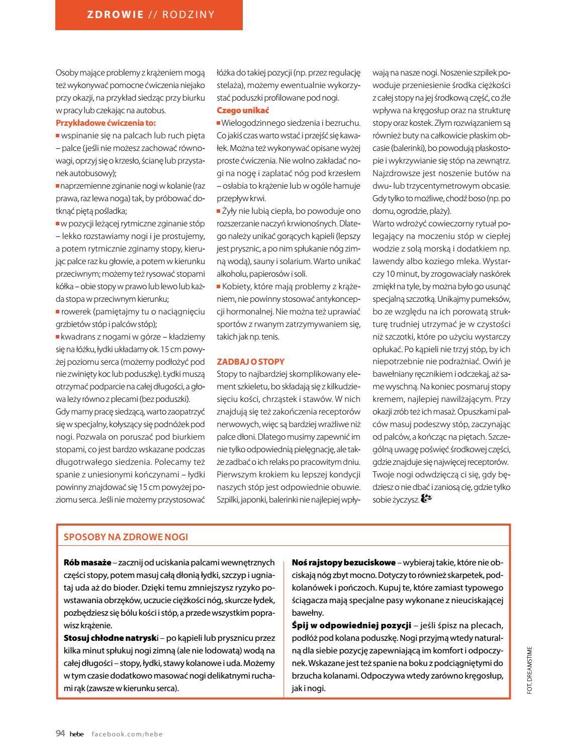 Gazetka promocyjna Hebe do 30/06/2018 str.94