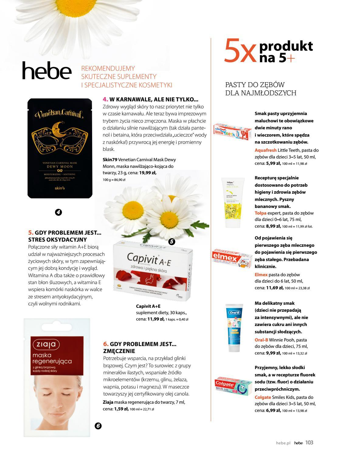 Gazetka promocyjna Hebe do 28/02/2019 str.102