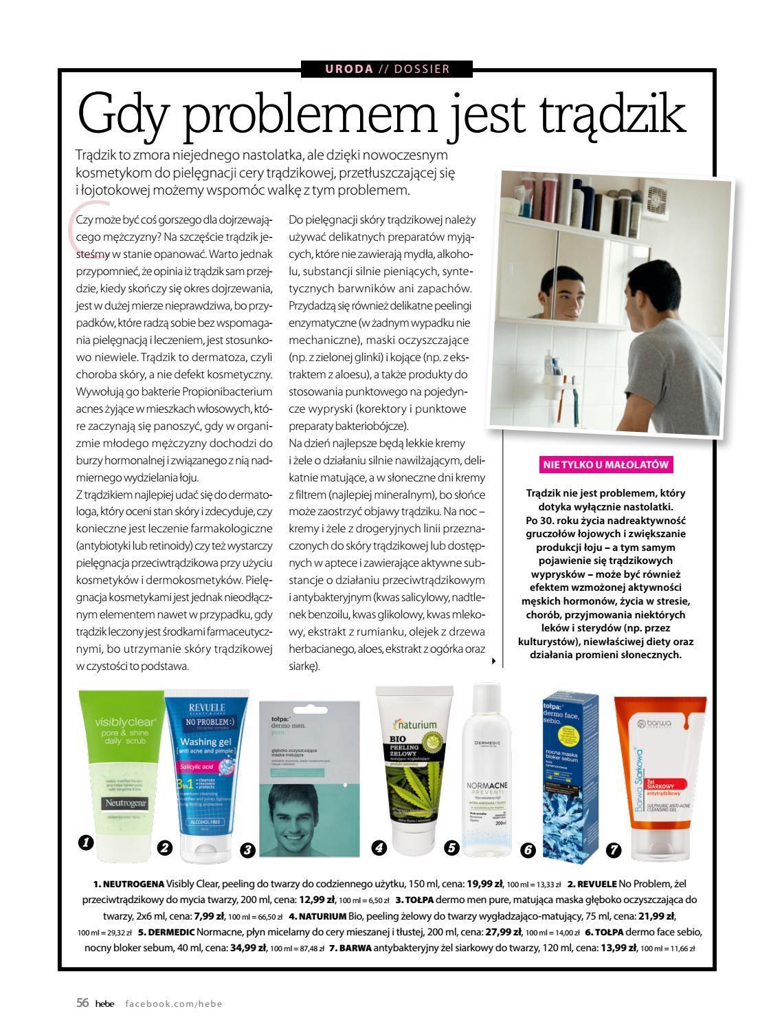 Gazetka promocyjna Hebe do 28/02/2019 str.55