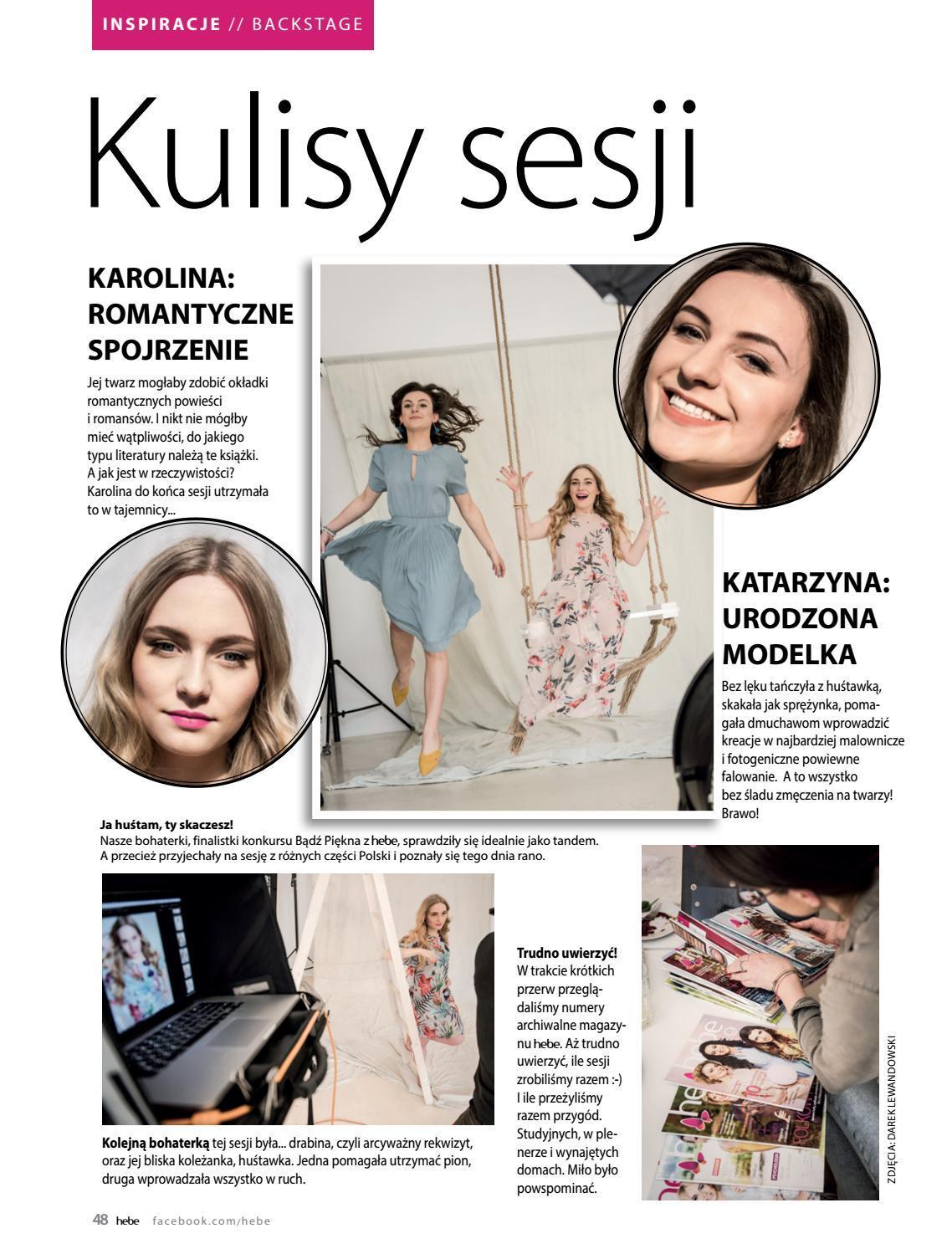 Gazetka promocyjna Hebe do 30/06/2018 str.48