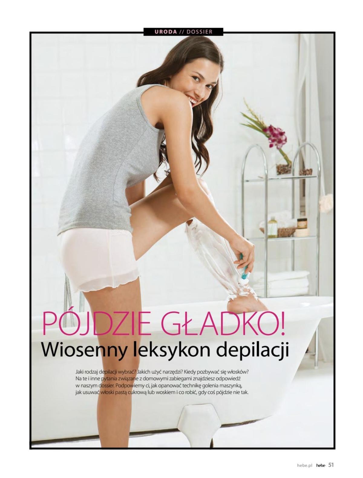 Gazetka promocyjna Hebe do 31/05/2019 str.50