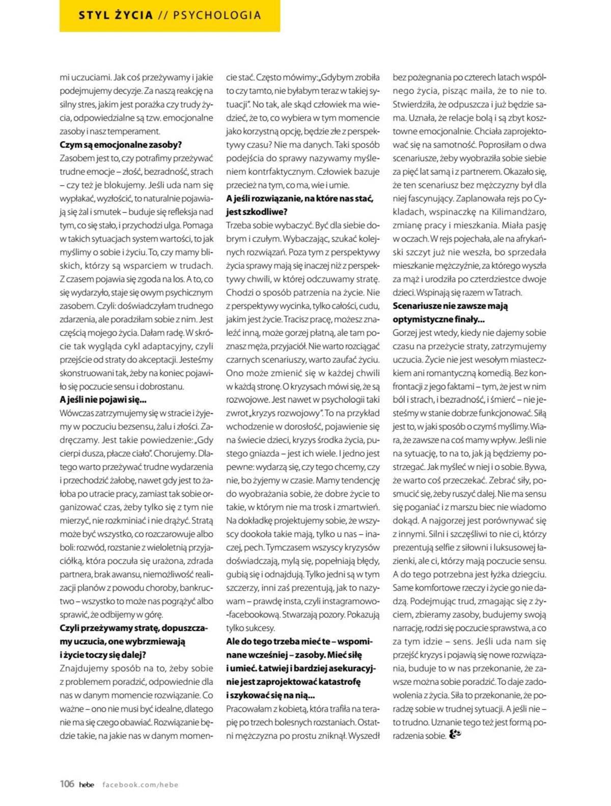 Gazetka promocyjna Hebe do 31/05/2019 str.105