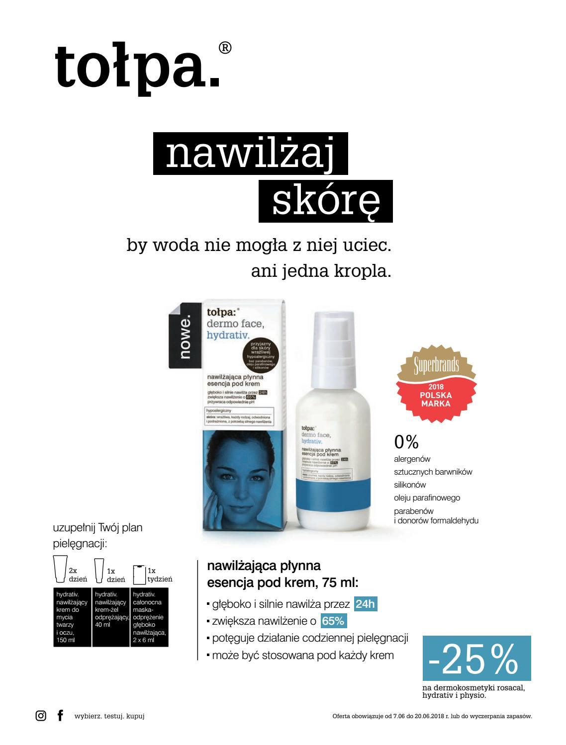Gazetka promocyjna Hebe do 30/06/2018 str.79