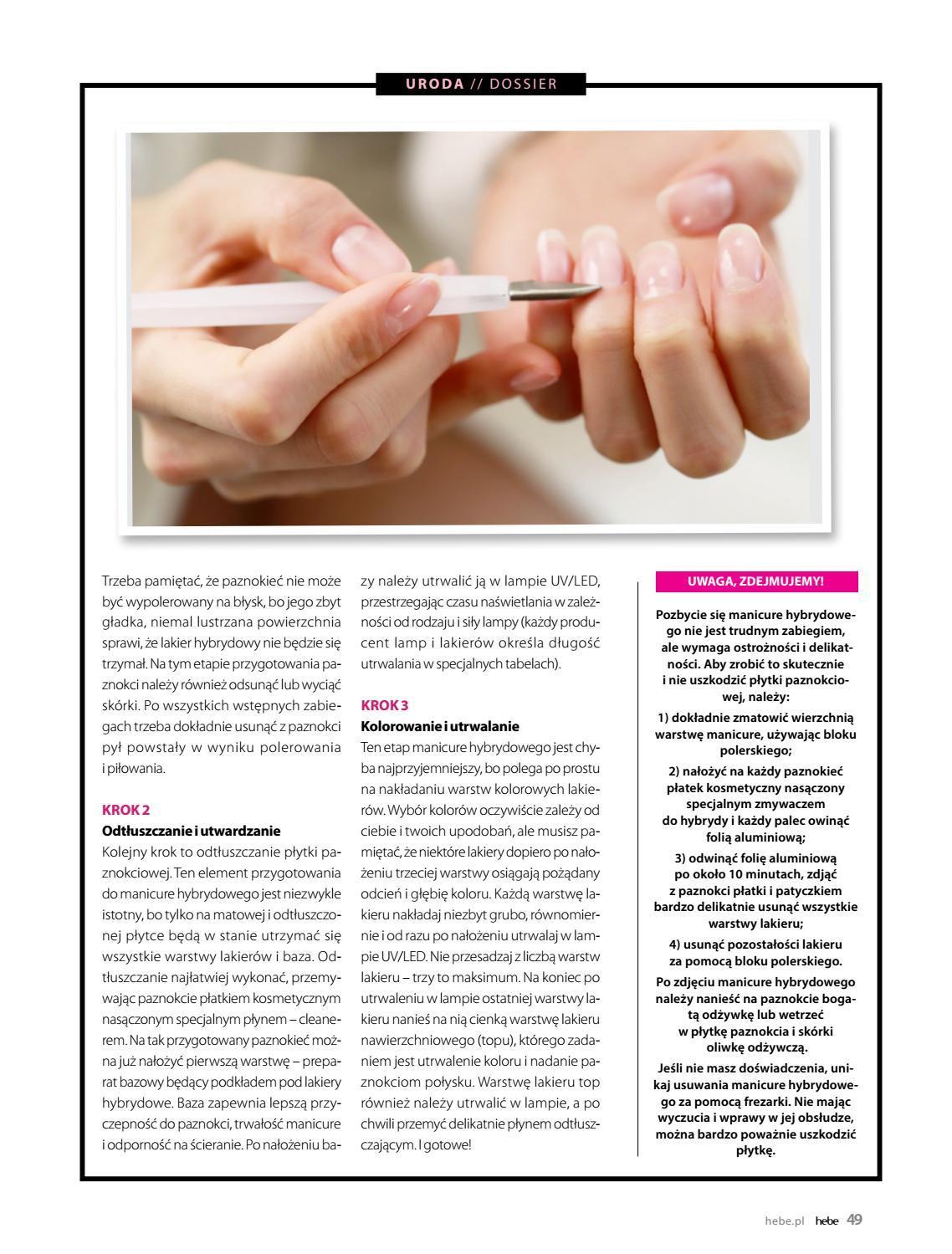 Gazetka promocyjna Hebe do 30/06/2019 str.49