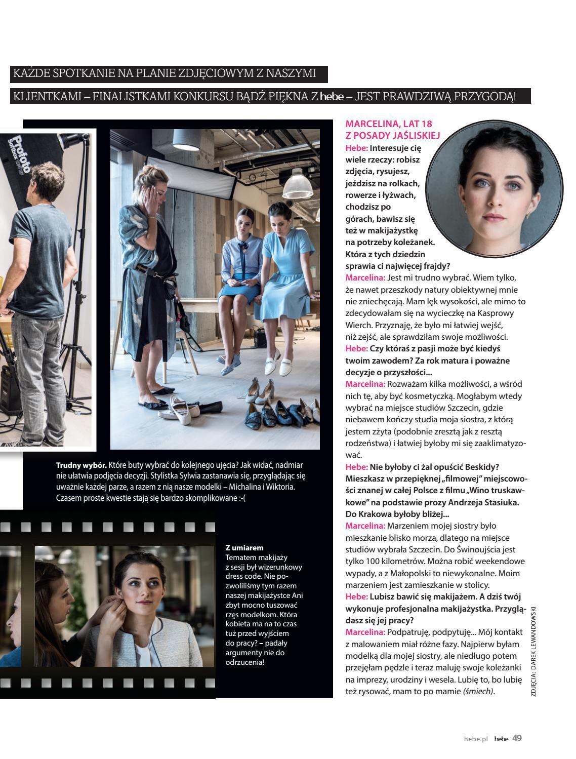 Gazetka promocyjna Hebe do 30/09/2018 str.49
