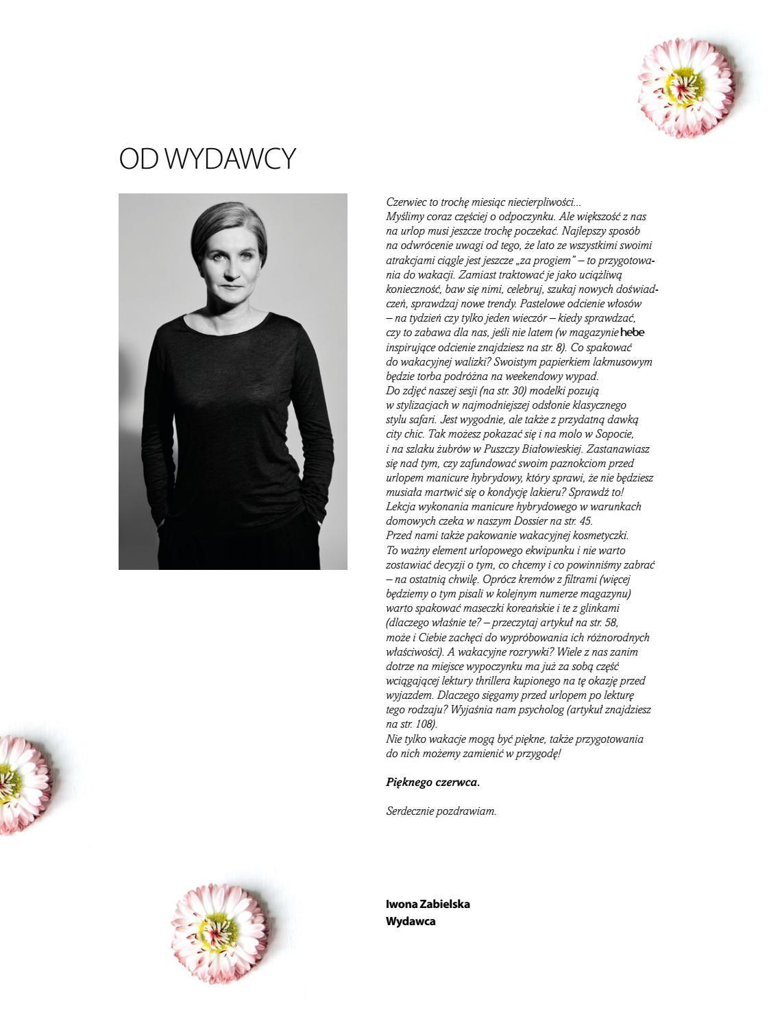 Gazetka promocyjna Hebe do 30/06/2019 str.3
