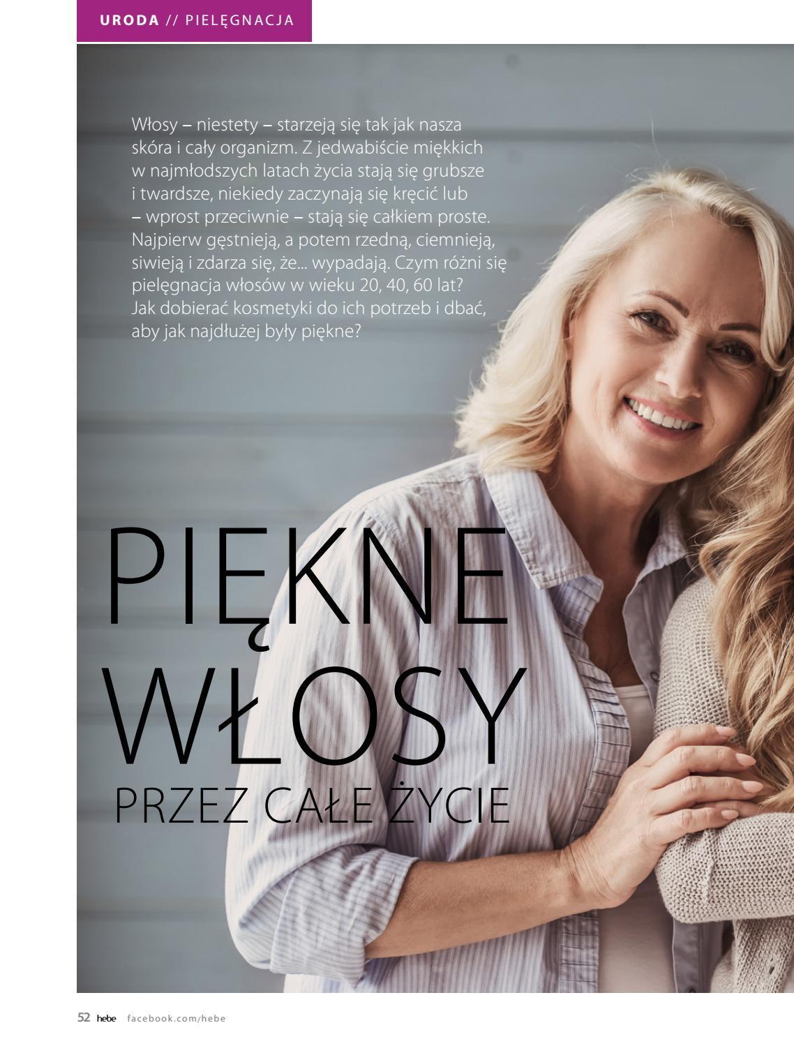 Gazetka promocyjna Hebe do 30/06/2018 str.52