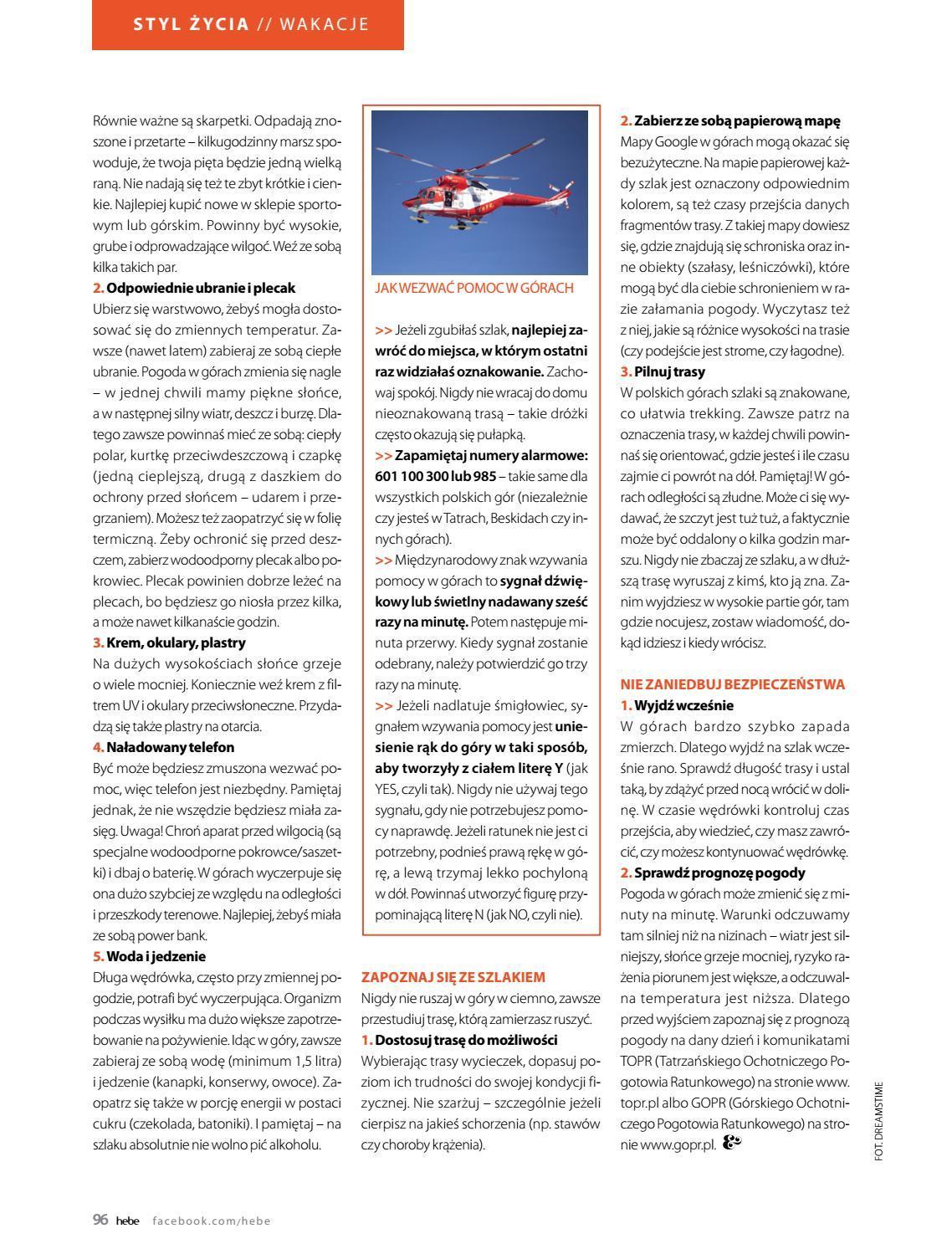 Gazetka promocyjna Hebe do 30/06/2019 str.96