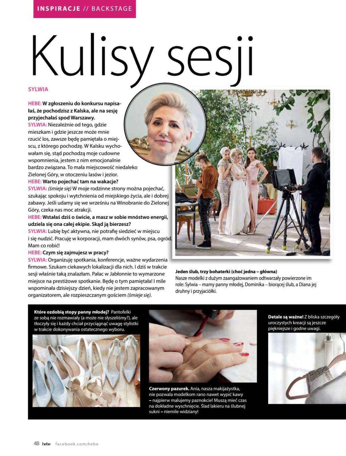 Gazetka promocyjna Hebe do 31/05/2019 str.47